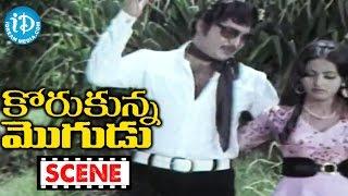 Korukunna Mogudu Movie Scenes - Lakshmi Falls Sick || Shoban Babu || Jayasudha || Satyam