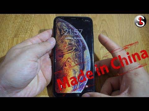 IPhone XS из Китая за 300$