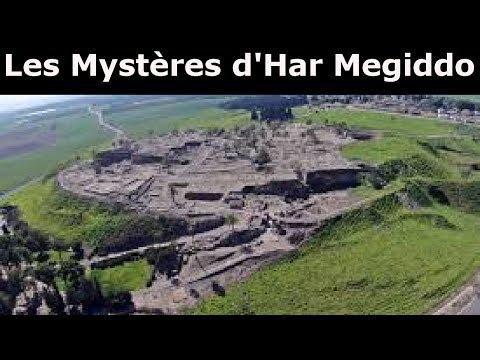 Documentaire : Les mystères d'Har Megiddo