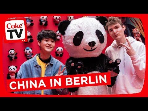 Chinesisch Neujahr Mit Marius Und Wailam #CokeTVTeamUp