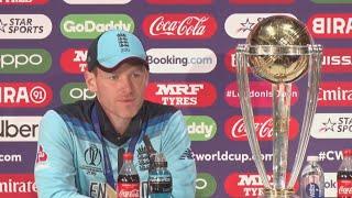Eoin Morgan Post Match Press Conference After Winning Cricket World Cup 2019   #CWC19Final #ENGvNZ