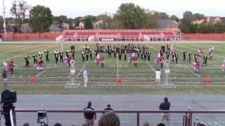 ohio county marching band finals performance at ballard bruin classic 9 24 16