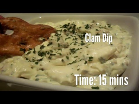 Clam Dip Recipe