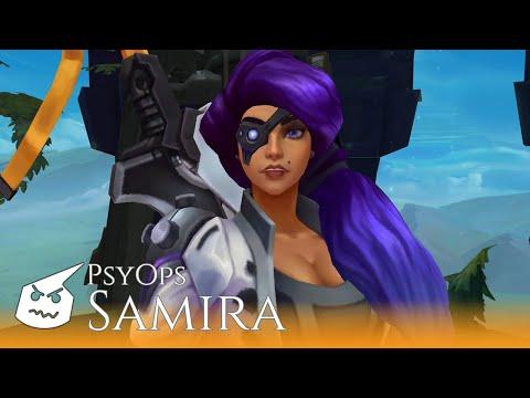 PsyOps Samira.face