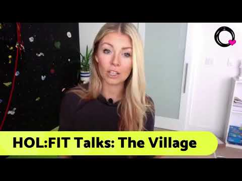 HOL:FIT Talks: It takes a Village to Raise a Vision