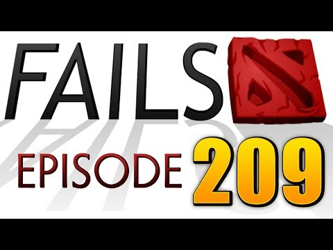 Dota 2 Fails of the Week - Ep. 209 thumbnail