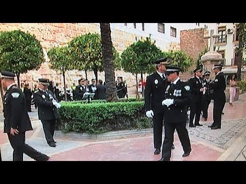 Día policía local de Marbella 28 de septiembre 2017