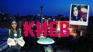 Киев  Встреча с фанатом и немеого Кореи в Украине