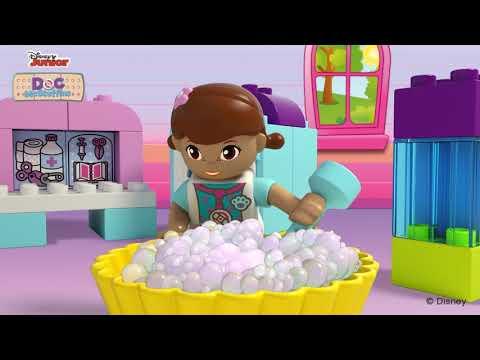 LEGO 10828 Doc McStuffins' Pet Vet Care (Doc's Pet Vet Care) - LEGO Duplo