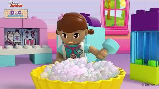 LEGO 10828 Doc McStuffins' Pet Vet Care (Doc's Pet Vet Care) - LEGO Duplo