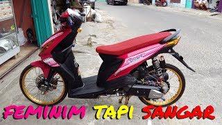 Testride Honda Beat Gacor *101