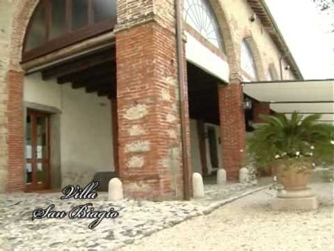 Villa San Biagio - Il monastero - Ai nostri giorni eventi unici per far sognare