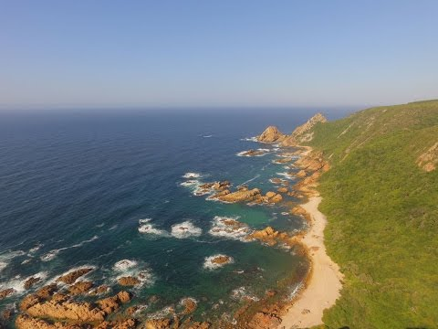 Knysna Lagune Küste 2015 - Südafrika Tour Part 6 of best spots Knysna