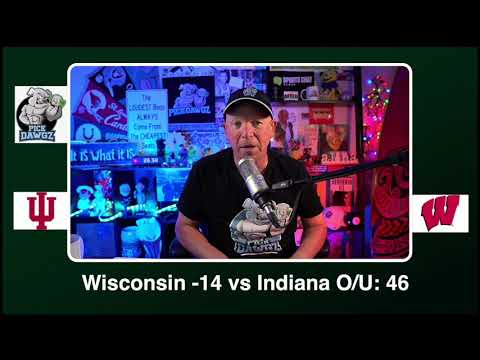 Wisconsin vs Indiana 12/5/20 Free College Football Picks and Predictions CFB Tips