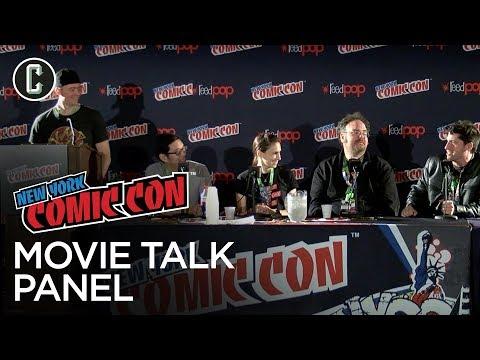 Collider Movie Talk Panel - NYCC 2017