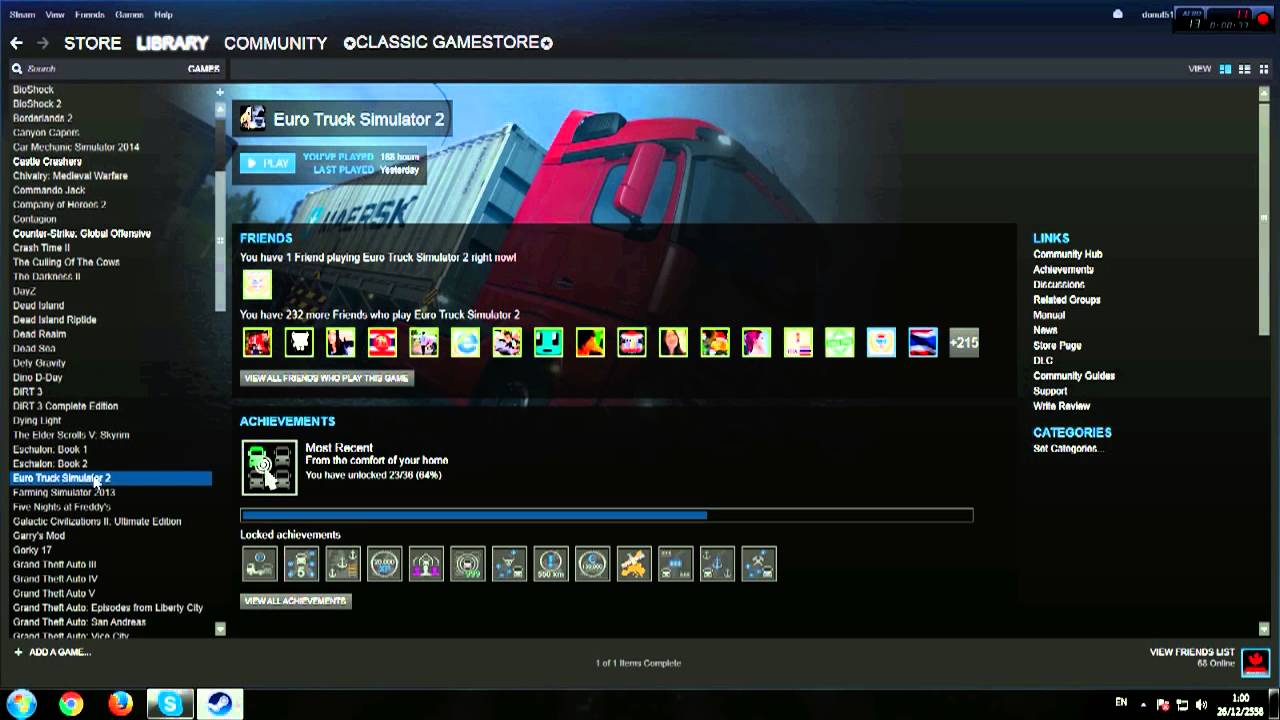 [CGS] HOW TO DOWNGRADE/UPGRADE Version Game on STEAM