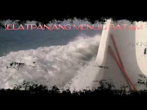 Selatpanjang menuju Batam (Dumai Express)