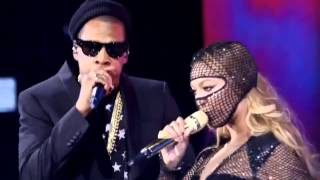 beyonc and jay z bonnie clyde hbo on the run