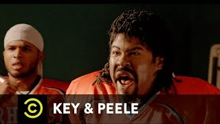 Key & Peele - Pre-Game Pump-Up