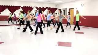 The Bomp - Line Dance (Dance & Teach in English & 中文)