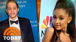 inside ariana grande and pete davidsons whirlwind romance today