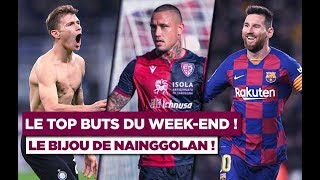 VIDEO: Top buts : Messi et Nainggolan en habitués !