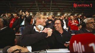 RE LATO Benfica x Sporting - MiniDoc Antena1