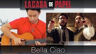 Baixar (La Casa de Papel) Bella Ciao - Rodrigo Yukio (Violao/Fingerstyle Guitar)(TABS)