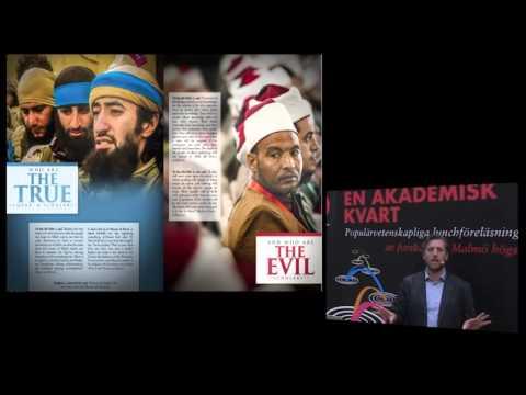 Michael Krona: Islamiska statens (IS) mediepropaganda