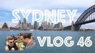 VLOG 46 || A DAY IN SYDNEY + UNBOXING VIDEO