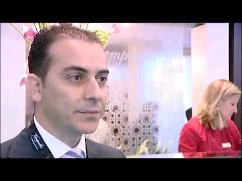 Nasser Fawzi, Director Sales & Marketing, Kempinski Mall of the Emirates, Dubai @ ATM 2010