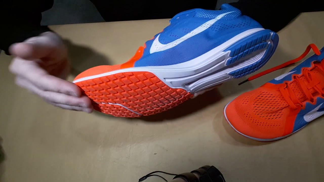 acd8f62a894 Review Nike Zoom Streak LT 3 - YouTube