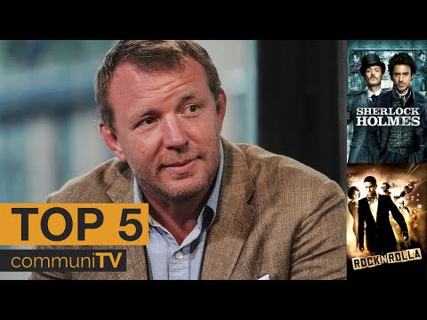 TOP 5: Guy Ritchie Movies | Director