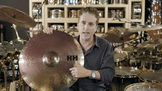Todd Sucherman - Édition Limitée de Sabian HH Sessions de Ride Cymbale