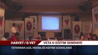 Gambar cover Veteriner Acil Hekimliği Kursu / Ankara