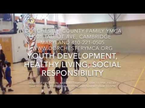 Dorchester County YMCA TREK Program - Mace's Lane Middle School