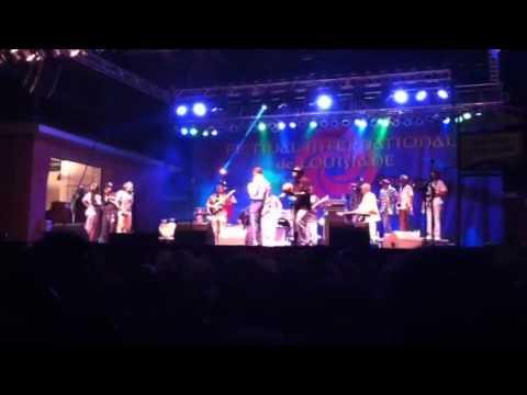 Seun Kuti & Egypt 80 @ Festival International de Louisianne