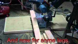 How To Build A Reloading Bench Shown At16x.