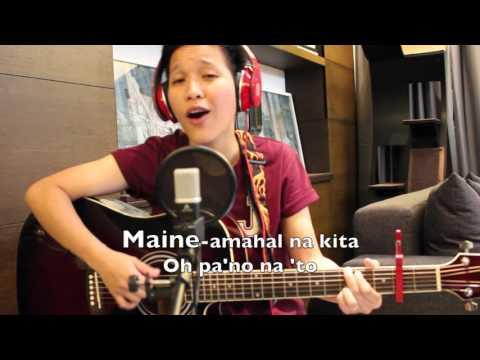 MaineamaAlden (Minamahal Din) Aldub Song (Original Composition By Yoj)