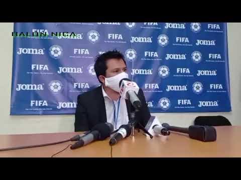 Amarini Villatoro justifica el empate ante Nicaragua