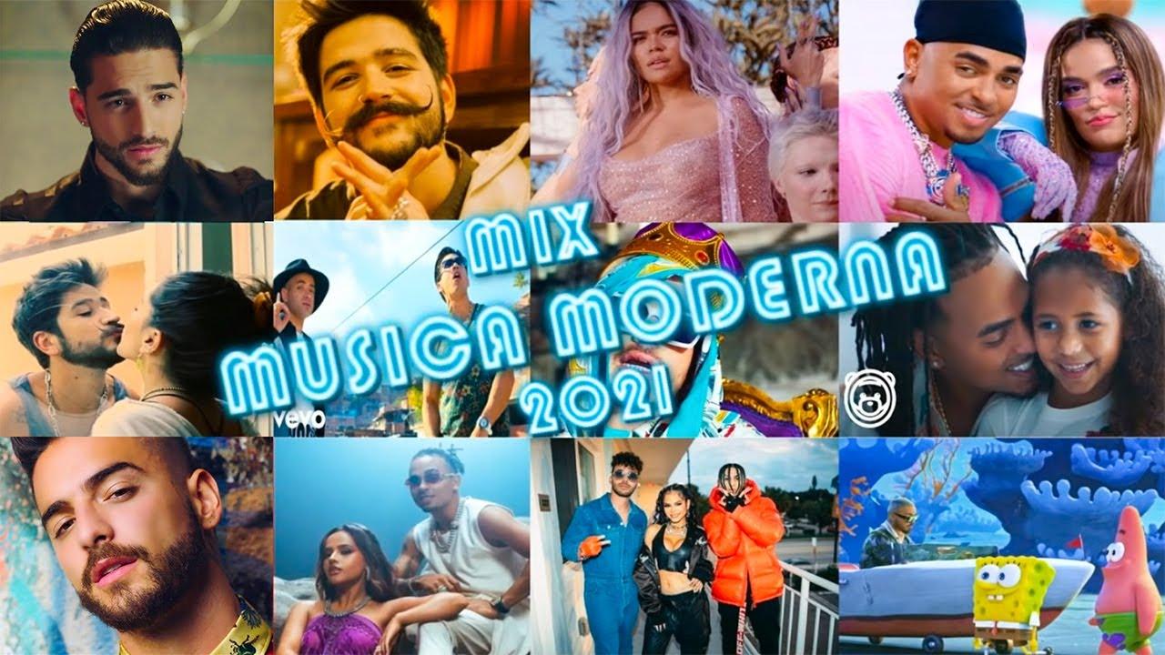 Musica 2021 Los Mas Nuevo  Pop Latino 2021  Mix Canciones Reggaeton 2021