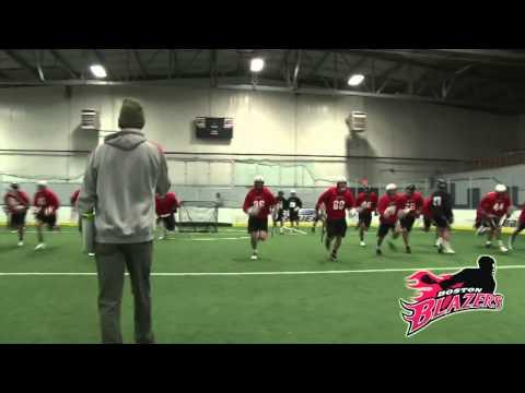 Livin Lax=Boston Blazers Training Camp #1