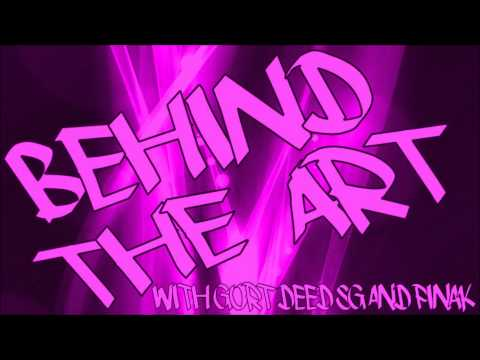 Fax Machiene - Behind the Art - Ep: 005 Sive, Gort Deed SG and Pinak