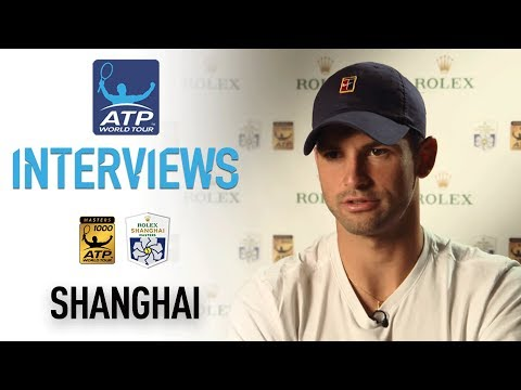 Consistency Key For Dimitrov Heading Into Shanghai 2017