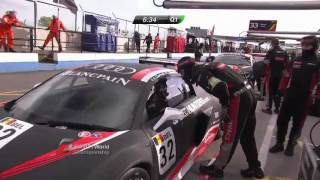 GT1-UK Donington  Qualifying Session- Part 2 -Watch Again