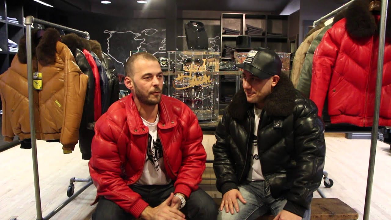 double goose v bomber interview - YouTube