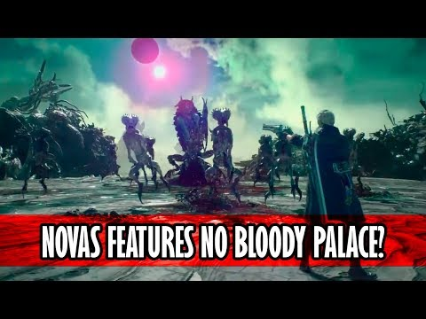 Como o Bloody Palace do DMC5 pode funcionar? | Devil May Cry 5 thumbnail