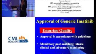 CML Horizons 2014: Generics, Copies, Substandard Drugs (Yoseph Caraco)