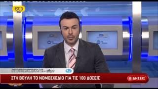 Δελτίο ειδήσεων ΕΡΤ 19/03/2015