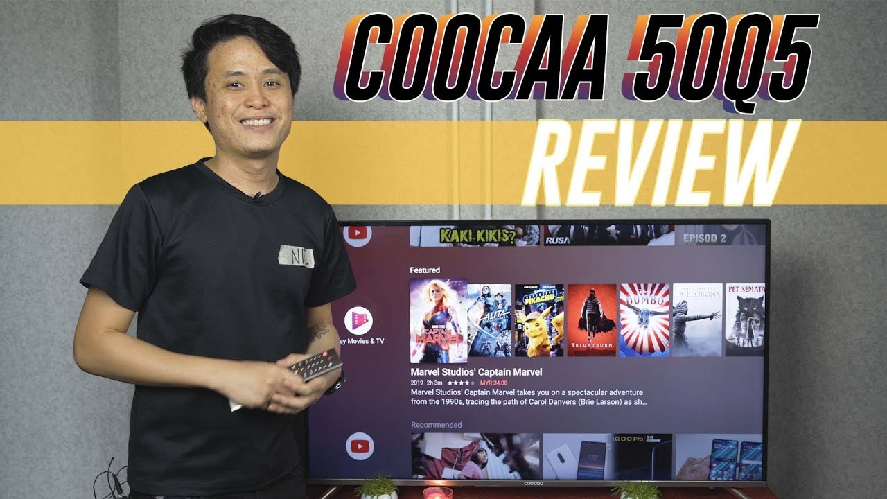 Coocaa 50Q5 review: An affordable 4K Android TV, with some